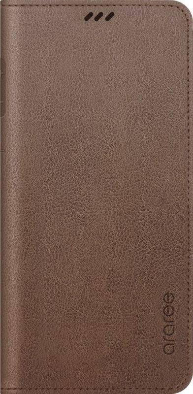 Чехол Samsung KDLAB Inc Mustang Diary, для Samsung Galaxy S9, коричневый (GP-G960KDCFAID) - фото 1