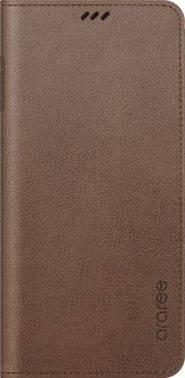 Чехол Samsung KDLAB Inc Mustang Diary, для Samsung Galaxy S9, коричневый (GP-G960KDCFAID)