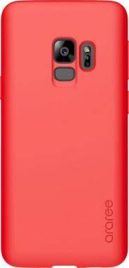 Чехол Samsung KDLAB Inc Airfit POP, для Samsung Galaxy S9, красный (GP-G960KDCPBID)