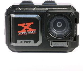 Экшн-камера X-Try ХТС810 черный