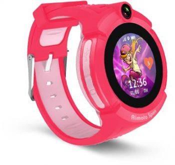 Смарт-часы КНОПКА ЖИЗНИ Aimoto Sport красный (9900105)
