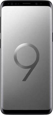 Смартфон Samsung Galaxy S9 SM-G960F 64ГБ титан (SM-G960FZADSER)
