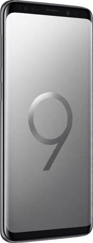 Смартфон Samsung Galaxy S9 SM-G960F 64ГБ титан - фото 2