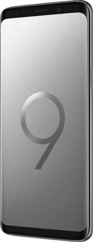 Смартфон Samsung Galaxy S9 SM-G960F 64ГБ титан - фото 3