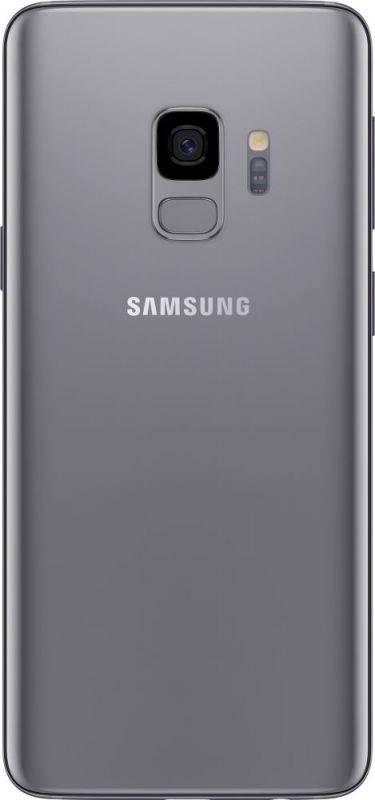 Смартфон Samsung Galaxy S9 SM-G960F 64ГБ титан (SM-G960FZADSER) - фото 4