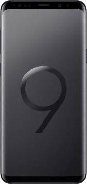Смартфон Samsung Galaxy S9 SM-G960F 64ГБ черный (SM-G960FZKDSER)