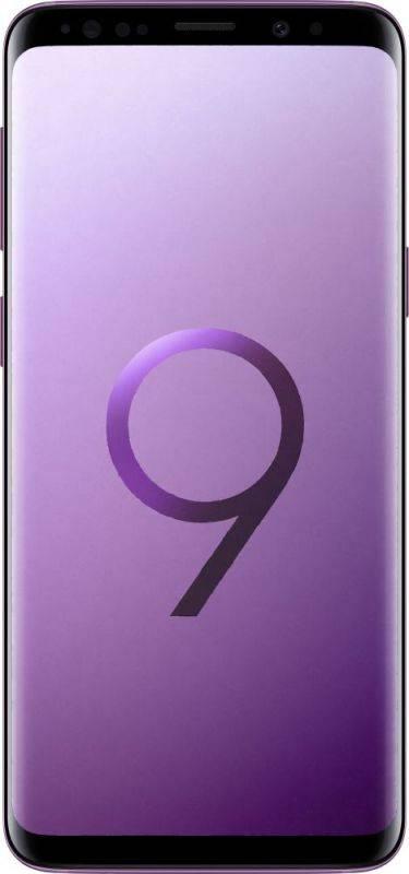 Смартфон Samsung Galaxy S9 SM-G960F 64ГБ фиолетовый - фото 1