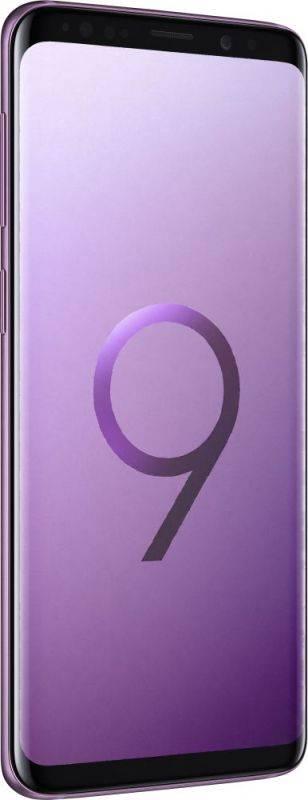 Смартфон Samsung Galaxy S9 SM-G960F 64ГБ фиолетовый (SM-G960FZPDSER) - фото 2