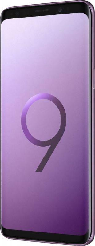 Смартфон Samsung Galaxy S9 SM-G960F 64ГБ фиолетовый - фото 3