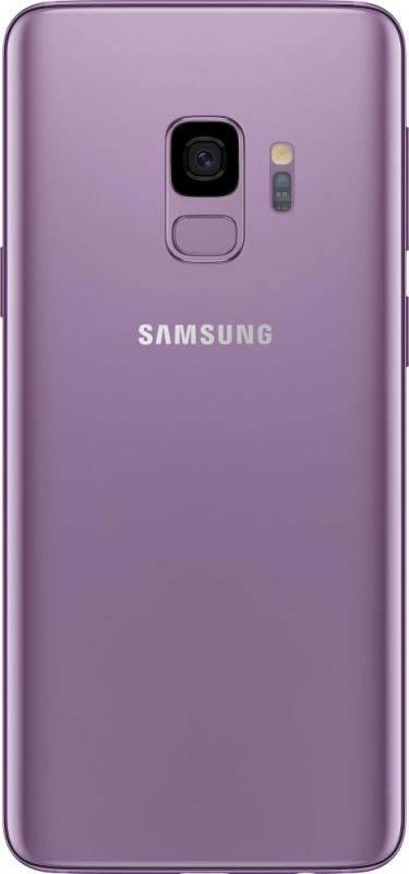 Смартфон Samsung Galaxy S9 SM-G960F 64ГБ фиолетовый (SM-G960FZPDSER) - фото 4