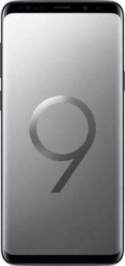 Смартфон Samsung Galaxy S9+ SM-G965F 64ГБ титан (SM-G965FZADSER)
