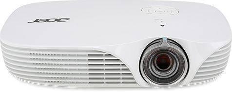 Проектор Acer K138ST белый (MR.JLH11.001) - фото 1