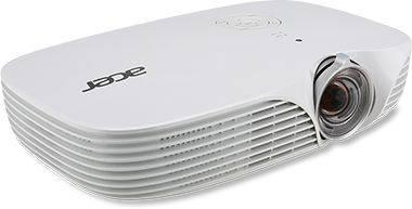 Проектор Acer K138ST белый (MR.JLH11.001) - фото 2