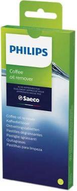 Очищающие таблетки для кофемашин Philips CA6704/10, в упаковке 6шт.