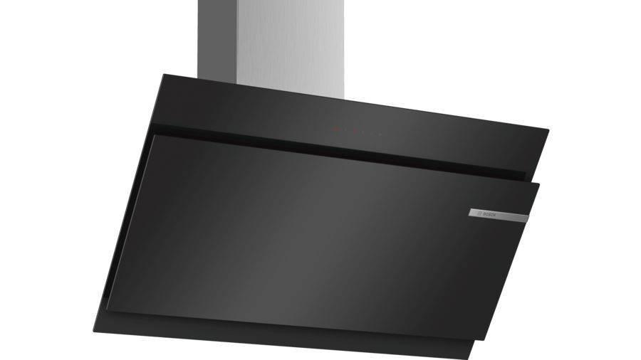Каминная вытяжка Bosch Serie 6 DWK97JM60 черный - фото 1
