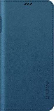 Чехол Samsung Mustang Diary, для Samsung Galaxy S9+, синий (GP-G965KDCFAIC)