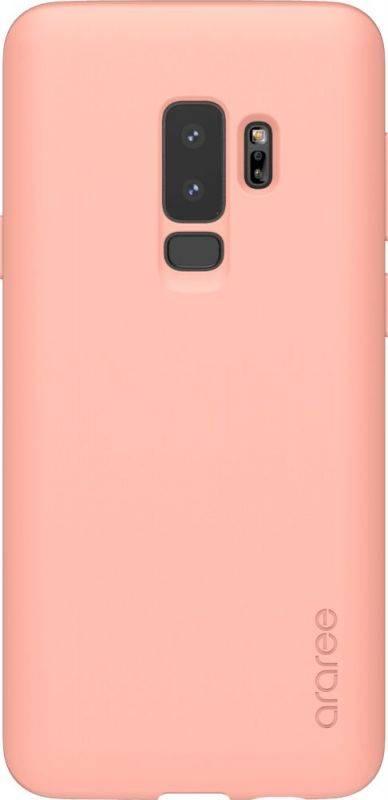 Чехол Samsung Airfit Pop, для Samsung Galaxy S9+, розовый (GP-G965KDCPBIA) - фото 1