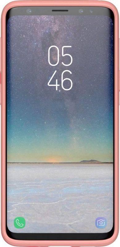 Чехол Samsung Airfit Pop, для Samsung Galaxy S9+, розовый (GP-G965KDCPBIA) - фото 2