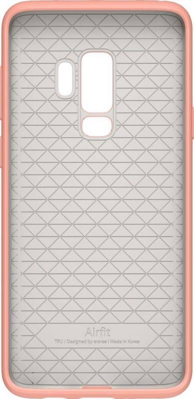 Чехол Samsung Airfit Pop, для Samsung Galaxy S9+, розовый (GP-G965KDCPBIA) - фото 3