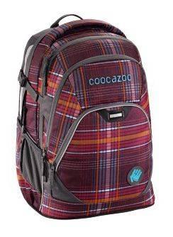 Рюкзак Coocazoo EvverClevver2 Walk The Line Purple бордовый (00129872)