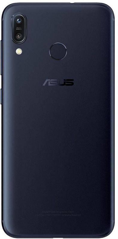Смартфон Asus ZenFone Max M1 ZB555KL 16ГБ черный (90AX00P1-M00630) - фото 2