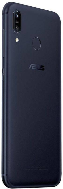 Смартфон Asus ZenFone Max M1 ZB555KL 16ГБ черный (90AX00P1-M00630) - фото 3