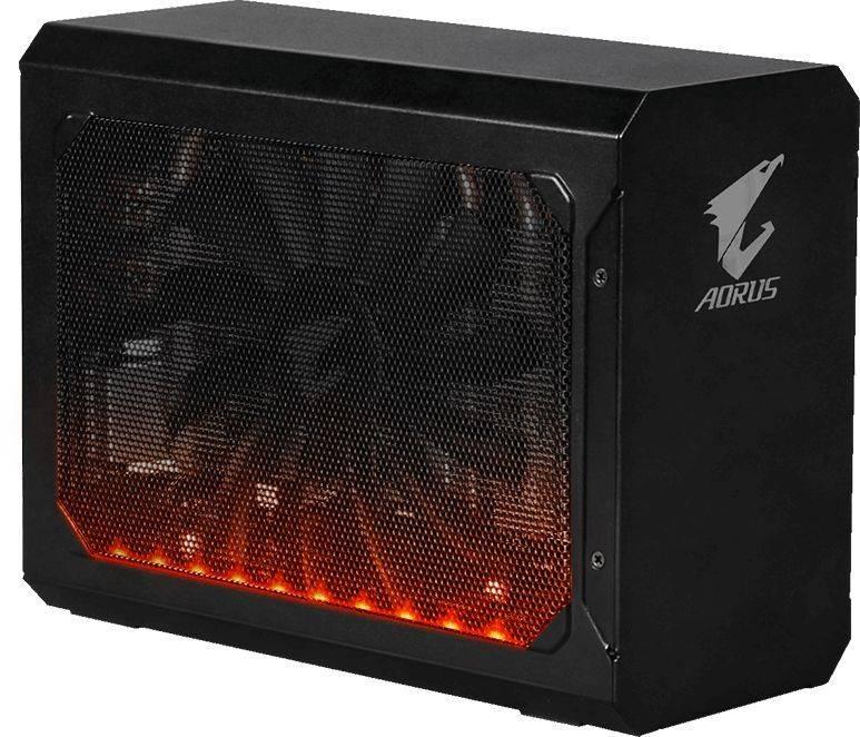 Видеокарта Gigabyte GeForce GTX 1080 8192 МБ (GV-N1080IXEB-8GD) - фото 1