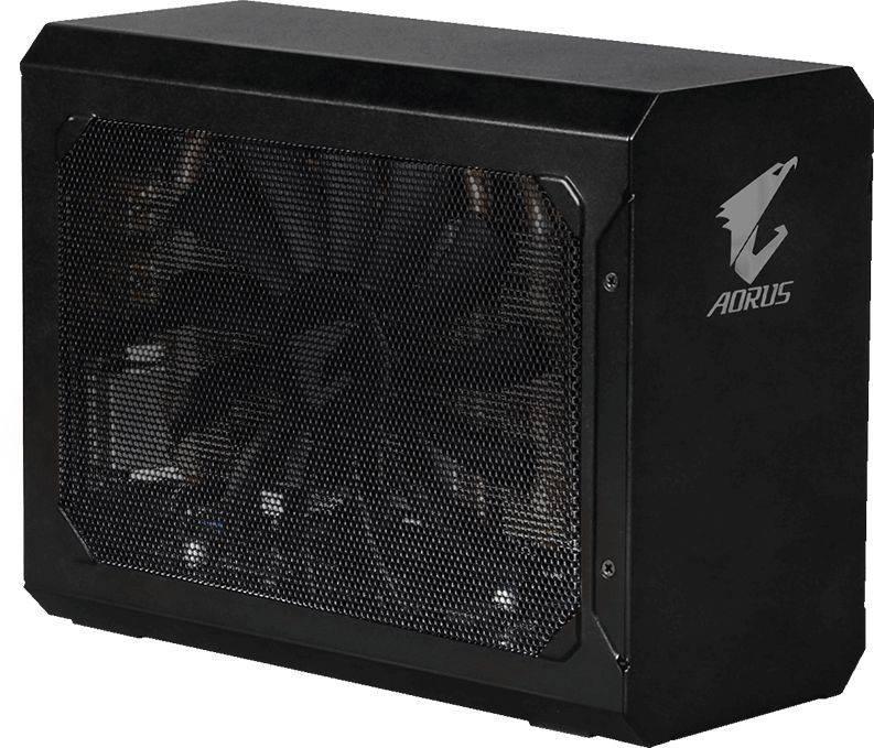 Видеокарта Gigabyte GeForce GTX 1080 8192 МБ (GV-N1080IXEB-8GD) - фото 2