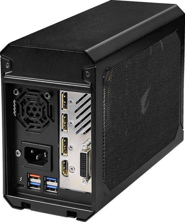 Видеокарта Gigabyte GeForce GTX 1080 8192 МБ (GV-N1080IXEB-8GD) - фото 8