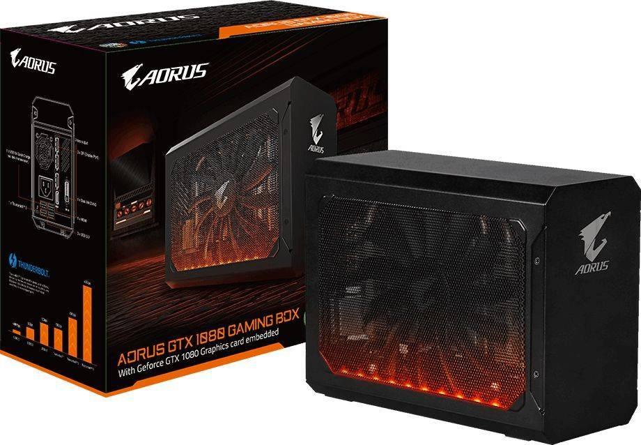 Видеокарта Gigabyte GeForce GTX 1080 8192 МБ (GV-N1080IXEB-8GD) - фото 9