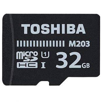 Карта памяти microSDHC 32Gb Class10 Toshiba M203 (THN-M203K0320EA)