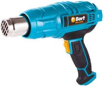 Технический фен Bort BHG-2000X (91272577)