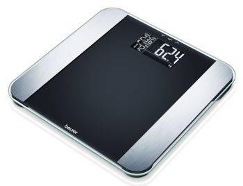 Весы напольные электронные Beurer BFLE черный (748.17)