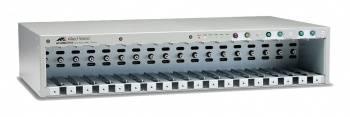 Шасси Allied Telesis AT-MMCR18-60 18-Slot for MMC2xxx Media Convert one AC Multi-Region PSU