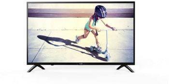 "Телевизор LED 43"" Philips 43PFS4012/12 черный"