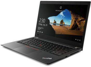 "Ноутбук 14"" Lenovo ThinkPad T480s черный (20L7001VRT)"