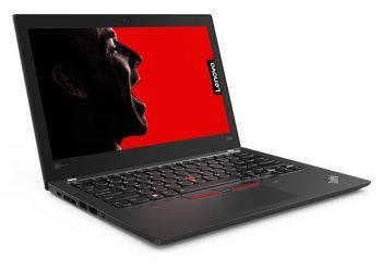 "Ноутбук 12"" Lenovo ThinkPad X280 черный (20KF002URT)"