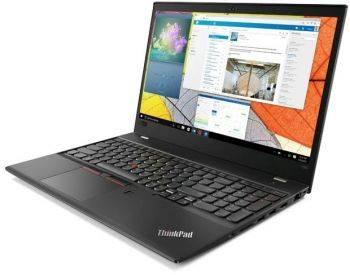 "Ноутбук 15"" Lenovo ThinkPad T580 черный (20L90023RT)"