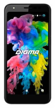Смартфон Digma Linx Trix 4G 16ГБ темно-коричневый (LS5041PL)