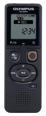 Диктофон 4Gb Olympus VN-540PC черный
