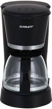 Кофеварка эспрессо Scarlett SC-038 черный
