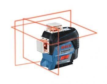 Лазерный нивелир Bosch GLL 3-80C (0601063R01)