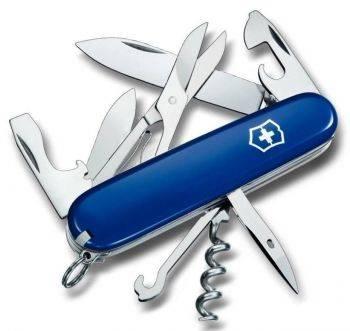 Нож Victorinox Climber синий (1.3703.2r)