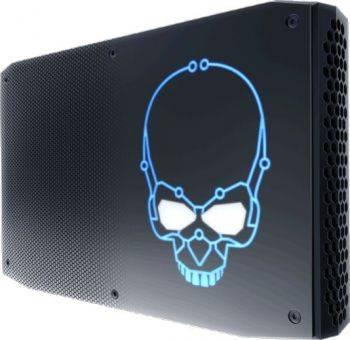 Платформа Intel Hades Canyon BOXNUC8I7HNK2 черный (BOXNUC8I7HNK2 961318)