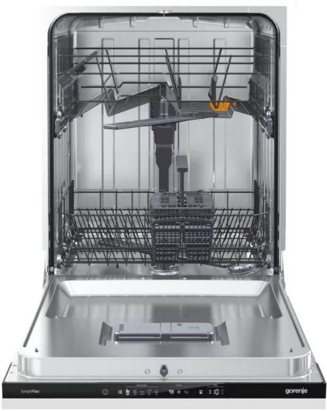 Посудомоечная машина Gorenje GV63160 белый - фото 1