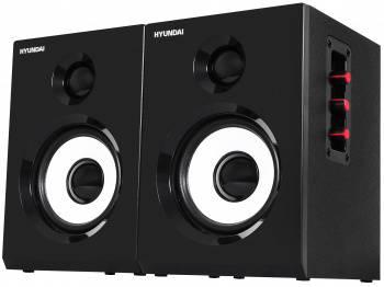 Комплект акустики Hyundai H-HA120 черный