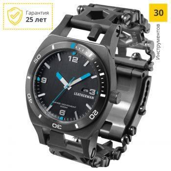 Браслет многофункциональный Leatherman Tread Tempo (832420) черный