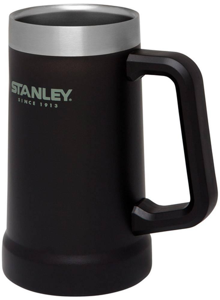 Термокружка Stanley Adventure черный (10-02874-009) - фото 2