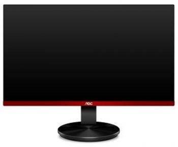 """Монитор 24.5"""" AOC Gaming G2590VXQ черный/красный"""