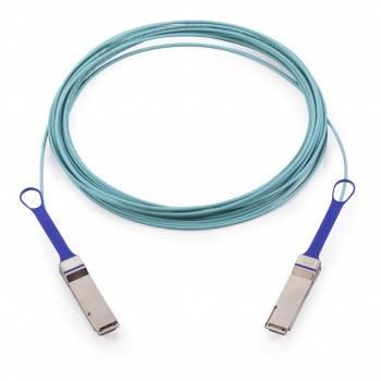Кабель Mellanox MFA1A00-C003, 3м синий